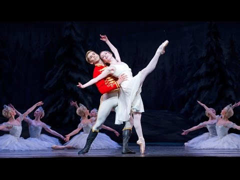 Watch: 'I wanted each step to connect with the audience' – Peter Wright on The Nutcracker