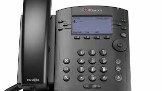 Polycom 310/311: Introduction to Softkeys and Buttons