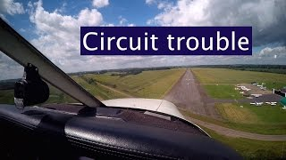 Circuit trouble - joining a circuit at a UK uncontrolled airfield