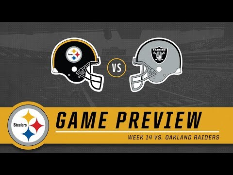 Steelers Keys to the Game vs. Oakland | Game Preview