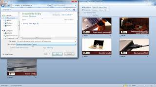 PowerPoint 2010- Save Presentations as Video
