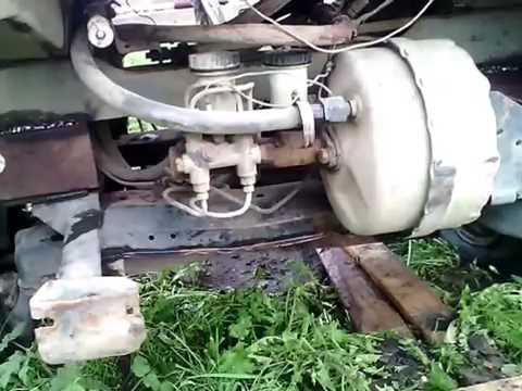 ремонт поликарпа уаз 3303