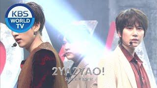 SUPER JUNIOR (수퍼주니어) -  2YA2YAO [Music Bank / 2020.01.31]