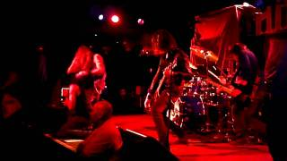 Art of Dying - Whole World's Crazy - Starland Ballroom 8/25/11