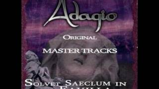 Adagio -  Solvet saeclum in Favilla  ♪♫♪♫♪ Bass & Drums TRACKS ONLY ! (Master tracks)
