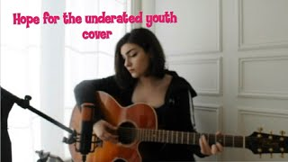 Hope For The Underrated Youth By Yungblud Cover