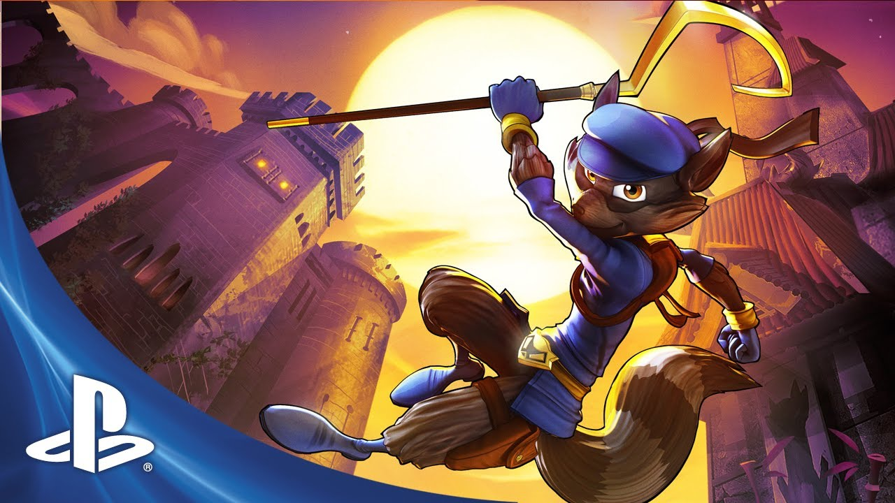 Sly Cooper: Thieves in Time Out Today on PS3 and PS Vita