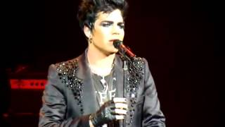Adam Lambert- A Loaded Smile ( 2010-04-09 Richmond)