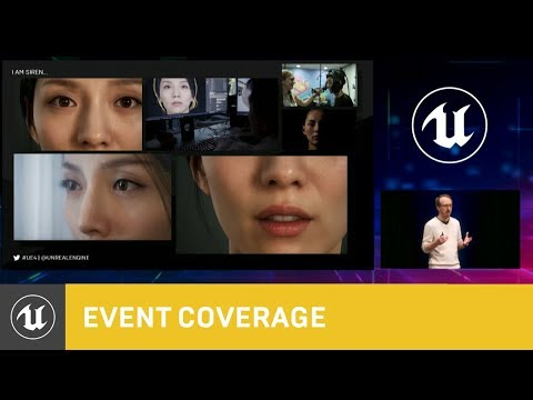 Creating Believable Characters in Unreal Engine | GDC 2018 | Unreal Engine