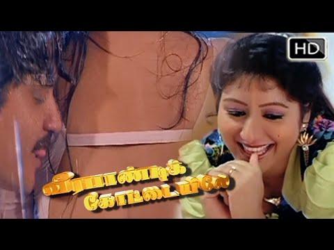 Tamil Cinema | Veerapandi Kottaiyile | New Release Full Movie | HD