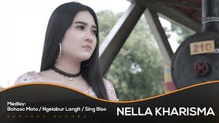 Nella Kharisma   Medley: Bohoso Moto  Ngelabur Langit  Sing Biso