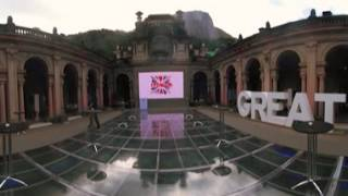 Samsung | Step Into Rio: 360 Tour of British House