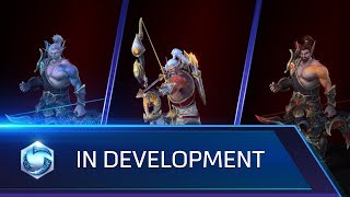 In Development: Hanzo, New Skins, and More!