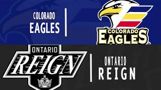 Eagles vs. Reign | Feb. 16, 2020