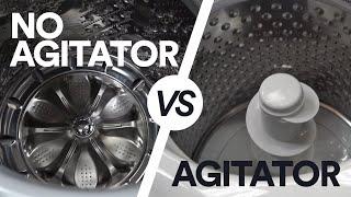 Agitator vs. No Agitator?  Which one is better.