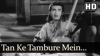 Tan Ke Tambure Mein - Manhar Desai - Nirupa Roy - YouTube