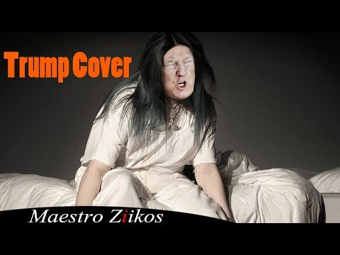 Billie Eilish - all the good girls go to hell (Donald Trump Cover)