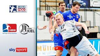 HBW Balingen-Weilstetten - THW Kiel | Highlights - LIQUI MOLY Handball-Bundesliga