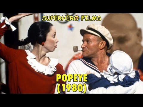 Superhero Films - Ch. 16: 'Popeye'