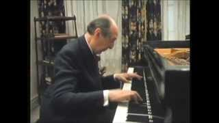 Vladimir Horowitz Impromptu In A flat Opus 90 No 4 by SCHUBERT Music