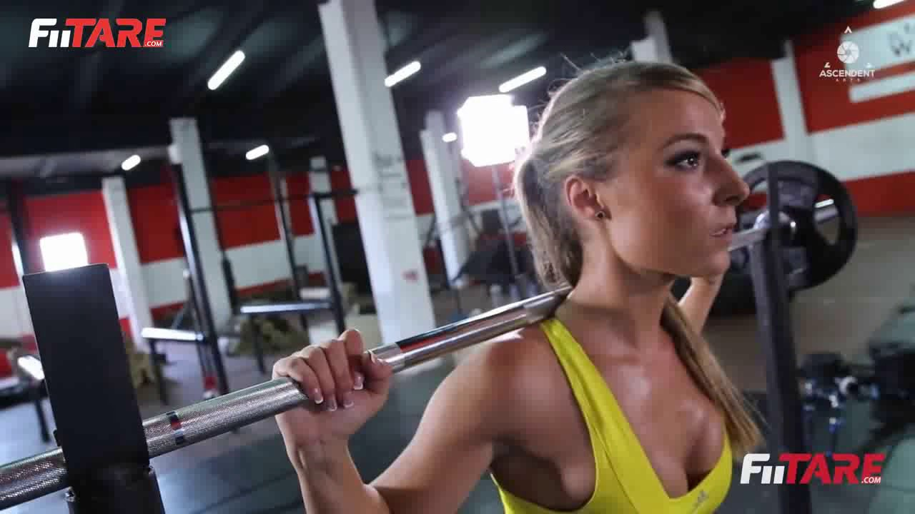 Antrenament Bianca Nicole