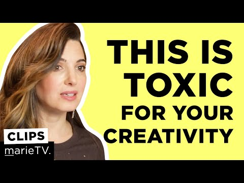 Tohle zabíjí vaši kreativitu