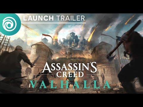 Le Siège de Paris - Trailer de lancement [OFFICIEL] VOSTFR de Assassin's Creed: Valhalla