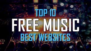 Top 10 Best  Websites To Download Music Online! 2020