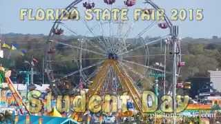 Florida State Fair 2015 Student Day