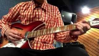 The Beatles-I Call Your Name-Lead Guitar-RICKENBACKER 360/12