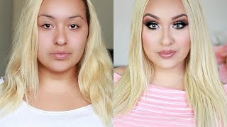 Basic to SLAY BXTCH MAKEUP! Transform With Me