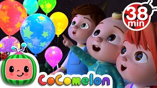 New Years Song | + More Nursery Rhymes & Kids Songs - CoCoMelon