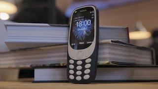 Обзор новой Nokia 3310