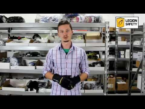 Ironclad Cold Condition CCW-03 Waterproof Work Gloves Review from Legion Safety
