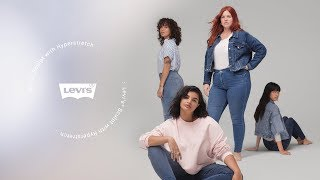 Own your fit ⎮ Levi's® Sculpt with Hyperstretch