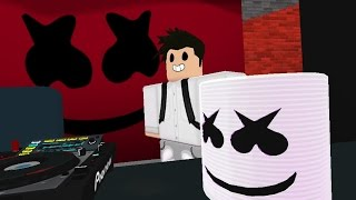 Alone   Marshmello (Roblox Music Video)