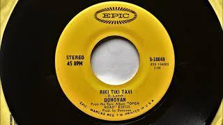 Riki Tivi Tavi , Donovan , 1970