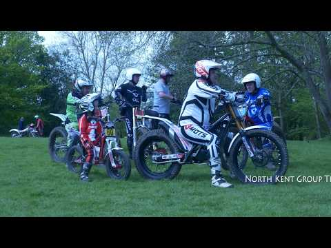 Amazing 5 Year Old Elliot Smith Showing Off On His 16.0 Racing
