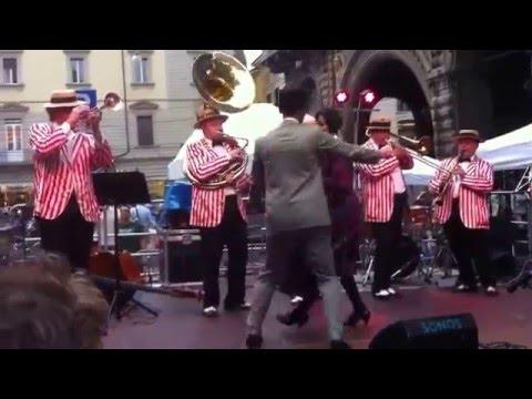 Roaring Emily Jazz Band Street Dixieland Jazz Band Bologna Musiqua
