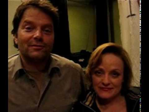 Schouwblog - Victor Low en Mirjam de Rooij backstage in Schouwburg Cuijk