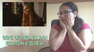 "Game of Thrones 2x01 REACTION & REVIEW ""The North Remembers"" S02E01 