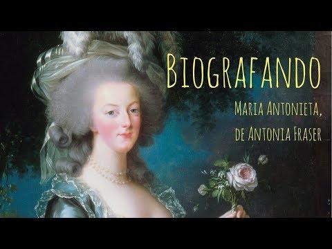 Biografando Maria Antonieta