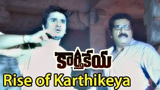 Rise Of Karthikeya  Sekhar Chandra