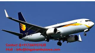 Get King Air Ambulance from Raipur and Bhopal with Medical Team