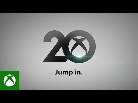 Xbox 20週年紀念影片