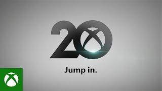 Xbox 20 Years of Xbox anuncio