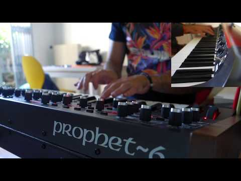 Prophet 6 - Korg SV1 - G Funk - synth - Lofi - dave smith - EZX hip hop - FL Studio