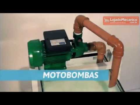 Motobomba Periférica Bivolt (110v-220v) - Video