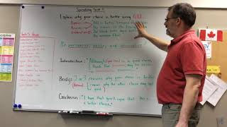 Strategies For Task Five In CELPIP SPEAKING: Greg's Tips