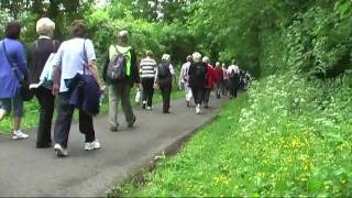 preview picture of video '21st Anniversery Trans Pennine Trail'
